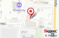 Схема проезда до компании Интеледжин в Томске