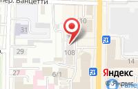Схема проезда до компании ReFresh в Иваново