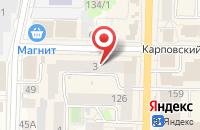 Схема проезда до компании Дом Игры в Подольске