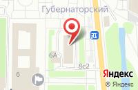 Схема проезда до компании Запсиб - Телеком в Томске
