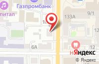 Схема проезда до компании Re старт в Иваново