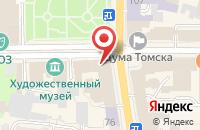 Схема проезда до компании Приборсервис в Волжском