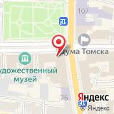 Департамент архитектуры и строительства Томской области