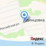 Почтовое отделение №29 на карте Бийска