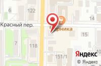 Схема проезда до компании Магнит Косметик в Ильском