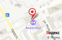 Схема проезда до компании ОБОДКОВЪ в Богородске