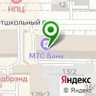 Местоположение компании Архитектурно-проектное бюро