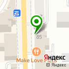 Местоположение компании АРХНУВО