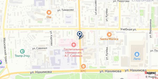 974b4037e45 Компания Стильная штучка на карте Томска