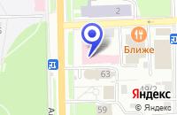 Схема проезда до компании АГЕНТСТВО НЕДВИЖИМОСТИ ТЕРЕМ в Томске