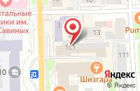 Схема проезда до компании Станция напитков в Ленинаване