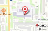 Схема проезда до компании Трастбанк в Череповце