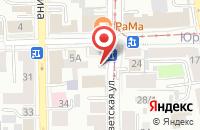Схема проезда до компании София в Кугесях