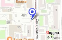 Схема проезда до компании БУХГАЛТЕРИЯ КИРОВСКАЯ КОЛЛЕГИЯ АДВОКАТОВ в Томске