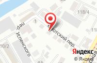 Схема проезда до компании УправДом в Подольске