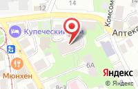 Схема проезда до компании Информационное Агентство «Панорама» в Томске