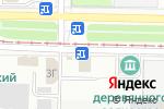 Схема проезда до компании Банкомат, Томскпромстройбанк в Зональной станции