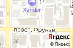 Схема проезда до компании Ягуар в Томске