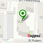 Местоположение компании ТомскВодПроект
