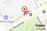 Схема проезда до компании Олимп Тур в Томске
