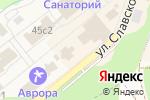 Схема проезда до компании Гостевой дом в Белокурихе