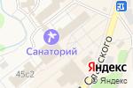 Схема проезда до компании CyberPlat в Белокурихе