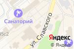 Схема проезда до компании Теремок в Белокурихе