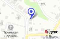 Схема проезда до компании МАГАЗИН ПРИВЕТ в Кожевниково