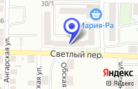 Схема проезда до компании ЖКХ ЖИЛСТРОЙСЕРВИС в Томске