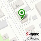 Местоположение компании ДИАГОНАЛЬ