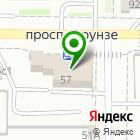 Местоположение компании Krasava