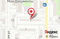 Схема проезда до компании Гражданин в Томске
