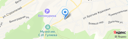 Банкомат Банк ВТБ 24 на карте Белокурихи