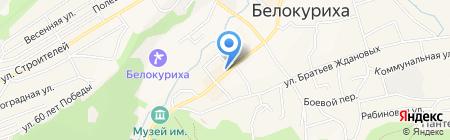 Имидж на карте Белокурихи