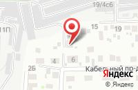Схема проезда до компании Вектор-Л в Томске