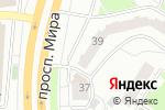 Схема проезда до компании Адвокатский кабинет Дорошенко Г.Г в Богашёво
