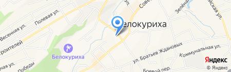 Компьютерный магазин на карте Белокурихи