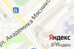 Схема проезда до компании Магазин канцелярских товаров в Белокурихе