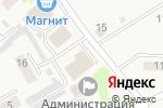 Схема проезда до компании Славянка в Белокурихе