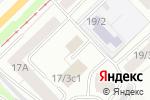 Схема проезда до компании Красная Горка в Томске
