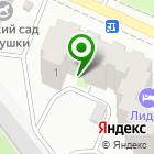 Местоположение компании Милослава