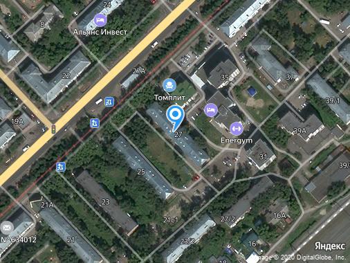 Продаем 2-комнатную квартиру, 43 м², Томск, улица Елизаровых, 27