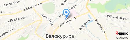 Спектр-сервис на карте Белокурихи