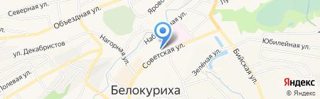 Quickpay на карте Белокурихи