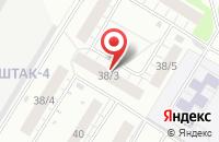 Схема проезда до компании Реком в Томске