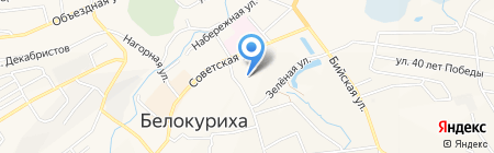 Центр эстетического воспитания на карте Белокурихи