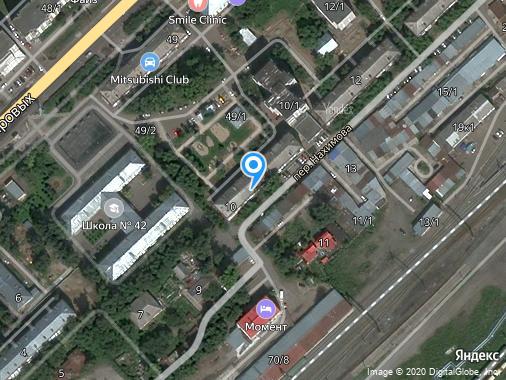 Продаю 2-комнатную квартиру, 44 м², Томск, Нахимова переулок, 10
