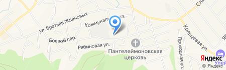 АвтоГрад на карте Белокурихи