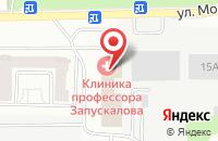 Схема проезда до компании Сибирский Инвестцентр в Томске