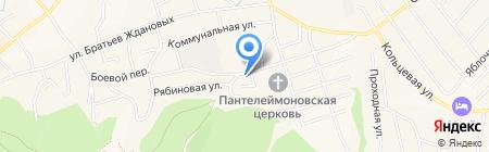ИФНС на карте Белокурихи